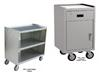 STAINLESS STEEL MOBILE CABINETS