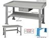 INDUSTRIAL WORK BENCHES